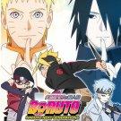 DVD Boruto Naruto Shippuden Next Generations Box 25 V.712-735 Anime English Sub