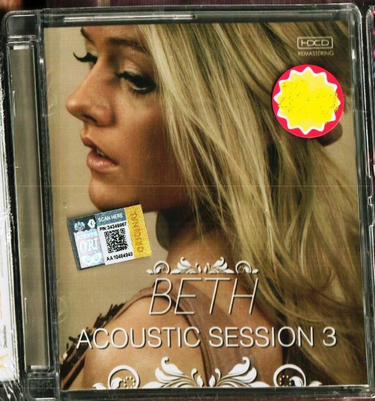 BETH Acoustic Session 3 HDCD CD