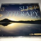 Sleep Therapy - The perfect ambient music accompaniment to a perfect sleep Vol.2 (4CD)