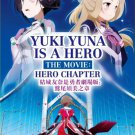 DVD Yuki Yuna Is A Hero Movie Hero Chapter Japanese Anime Region All English Sub