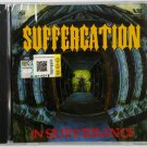Suffercation ‎In Sufferance CD NEW Malaysia Death Metal Band