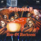 Suffercation ‎Day Of Darkness CD NEW Malaysia Death Metal Band