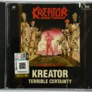 Kreator Terrible Certainty CD New Malaysia Release German Thrash Metal Band