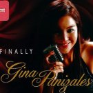 Gina Panizales - Finally (CD)