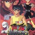 DVD Yu Yu Hakusho Ghost Files Vol.1-112End Box Set Japanese Anime English Dubbed