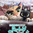 DVD Rudolf The Black Cat Japanese Computer-Animated Filem English Sub