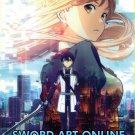 DVD Sword Art Online Movie Ordinal Scale SAO Japanese Anime Region 0 English Sub