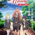 DVD Centaur no Nayami Vol.1-12End A Centaur's Life Anime Region All English Sub