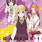 DVD Gamers TV Series Vol.1-12End Japanese Anime Region All English Sub