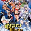 DVD ANIME Queen's Blade Season 1-3 + 6 OVA Original Uncut Version English Dubbed