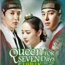 Queen For Seven Days Korean TV Drama Series DVD Park Min-young English Sub