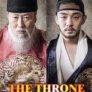 DVD Korean Movie The Throne Live Action The Movie Region All English Sub