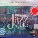 Jazz Ladies Jazz Voices Perfect LPCD 3CD (German Vinyl Records)