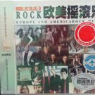 ROCK Europe And Americarock Music (German Vinyl Records) 3CD