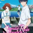 DVD Sagrada Reset Vol.1-24End Sakurada Reset Anime Region All English Sub