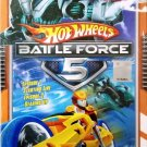 DVD Hot Wheels Battle Force 5 Vol.1 & 2 Anime Region All English Version English Sub