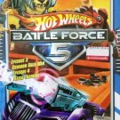 DVD Hot Wheels Battle Force 5 Vol.3 & 4 Anime Region All English Version English Sub