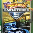 DVD Hot Wheels Battle Force 5 Vol.5 & 6 Anime Region All English Version English Sub