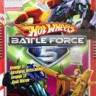 DVD Hot Wheels Battle Force 5 Vol.11 & 12 Anime Region All English Version English Sub