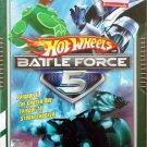 DVD Hot Wheels Battle Force 5 Vol.13 & 14 Anime Region All English Version English Sub