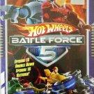 DVD Hot Wheels Battle Force 5 Vol.15 & 16 Anime Region All English Version English Sub