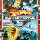 DVD Hot Wheels Battle Force 5 Vol.17 & 18 Anime Region All English Version English Sub