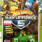 DVD Hot Wheels Battle Force 5 Vol.21 & 22 Anime Region All English Version English Sub