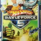 DVD Hot Wheels Battle Force 5 Vol.23 & 24 Anime Region All English Version English Sub