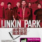 LINKIN PARK Music TV Show Live In Concert DVD Karaoke Audio Region All