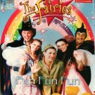 DVD The Fairies Fun Fun Fun Region All English Version English Sub