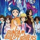 DVD Gundam Build Fighters GM'S Counterattack Japanese Anime Region All English Sub
