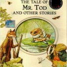 DVD Beatrix Potter -The Tale Of Mr Tod And Other Stories Anime English Dubbed & Sub