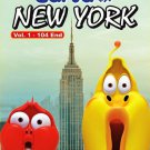 DVD Larva In New York Vol.1-104 End Anime Region All