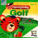 DVD Brainy Baby - Sporty Baby Golf DVD Anime English Dubbed & Sub