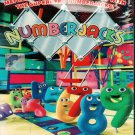 DVD Number Jacks Series 2 - Vol.1 Region All English Dubbed & Sub