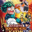 DVD Boku no Hero Academia Season 1-2 My Hero Academia Anime English Dubbed