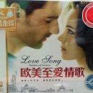 European & American Love Song Collection 3CD
