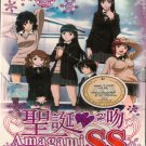 DVD Amagami SS Chapter1-25 End Anime 2DVD Japanese Anime English sub
