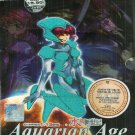 DVD Aquarian Age Sign For Evolution Vol.1-13 End Japanese Anime Region All English Sub