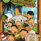DVD Bola Kampung Musim 1 Vol.1-13 End Malay Anime English Audio English sub