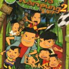 DVD Bola Kampung Musim 2 Vol.1-13 End Malay Anime English Audio English sub