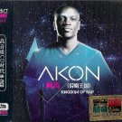 AKON Kongdom of Rap Greatest Hits 3CD Deluxe Edition HD Mastering Hi-Fi Sound
