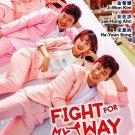 Fight For My Way Korean TV Drama Series DVD Park Seo-joon Kim Ji-won English Sub