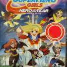 DVD DC Super Hero Girls Hero Of The Year Original Movie Anime Region All English Dubbed English sub