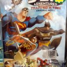 DVD JLA Adventures Trapped In Time Original Movie DC Anime Region All English Dubbed English sub