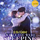 DVD While You Were Sleeping Korean TV Drama Series Lee Jong-suk English Sub