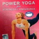 All Levels Power Yoga For Strength & Endurance DVD English audio