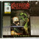 Kreator Renewal CD New Malaysia Release German Thrash Metal Band