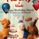 Nouky & Friends Happy Birthday, Paco & 18 Other Fun Adventures DVD Region All English Dubbed