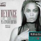 BEYONCE I Am Sasha Fierce Platinum Edition 3CD 24K Car Crystal Hi-Fi Sound